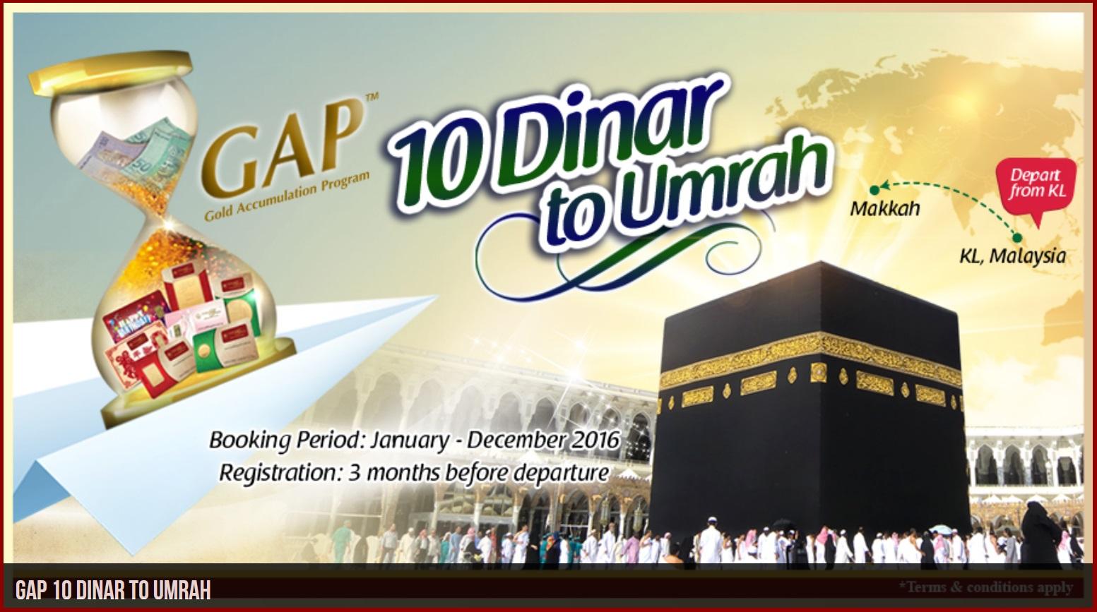 03 10 Dinar To Umrah