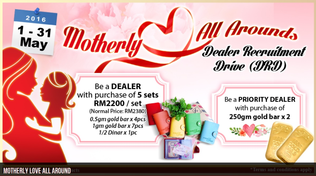 PG Promo May Motherly Love