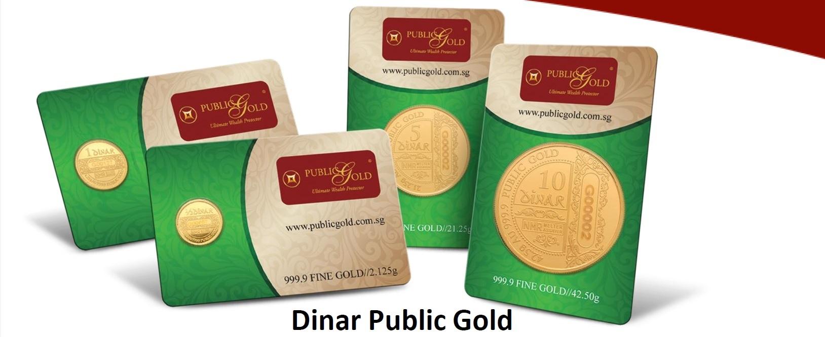 PG Dinar