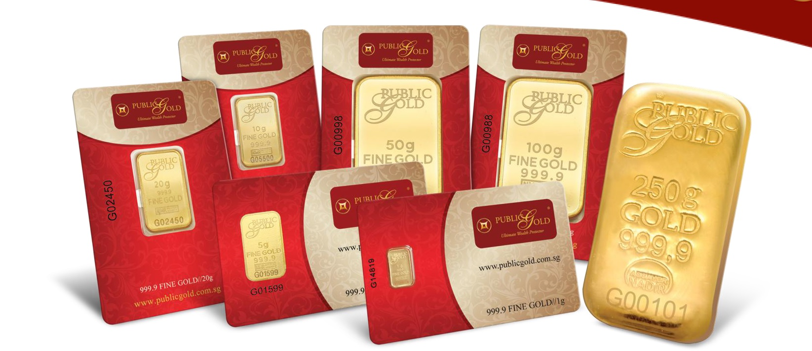 PG Gold Bar